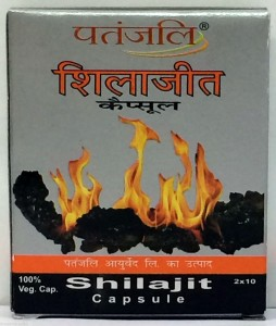 Patanjali Shilajit Capsules For Anti Aging