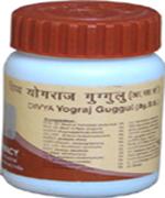 Divya Yograj Guggulu For Arthritis