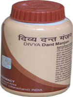 Divya Dant Manjan For Healthy Teeth