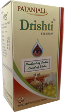Divya Drishti Eye Drop