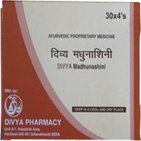 Divya Madhu Nashini Vati