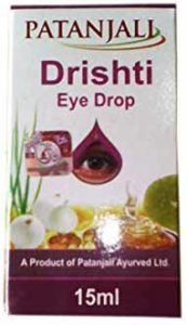 Patanjali Divya Drishti Eye Drop