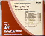 Divya Mukta Vati For For High Blood Pressure