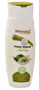 Patanjali Kesh Kanti Milk Protein Cleanser For Shine Hair