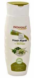 Patanjali Kesh Kanti Milk Protein Shampoo