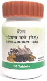 Divya Chandraprabha Vati For Urinary Tract Infection