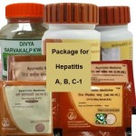 Package for hepatitis