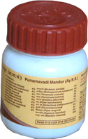 Divya Punarnavadi Mandur For Kidney Disease