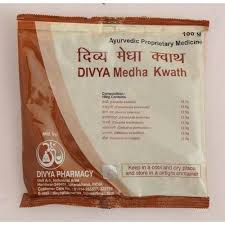 Divya Medha Kwath For Memory Support