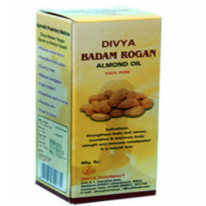 Divya Badam Roghan ( Almond Oil ) – 60ML