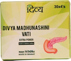 madhunashini vati herbal remedy diabetes