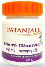 Patanjali Nimb Ghan For Acne Treatment
