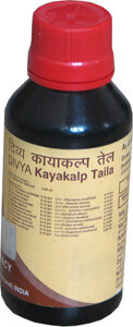 Divya Kayakalp Tail For Skin Problems