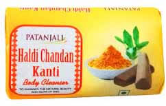 Patanjali Haldi Chandan Soap