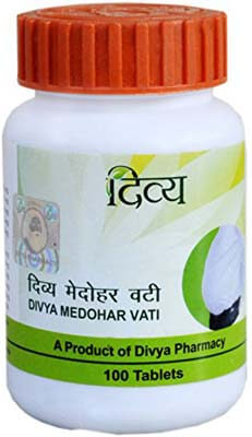Divya Medohar Vati For Weight Loss