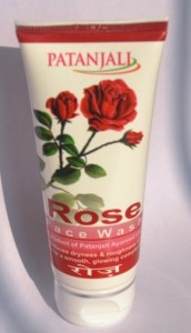 Patanjali Rose Face Wash – 60 gm
