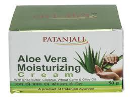 Patanjali Aloevera Moisturising Cream