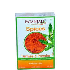 patanjali haldi powder
