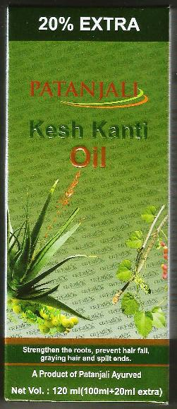 Patanjali Kesh Kanti Hair Oil – 120 ml