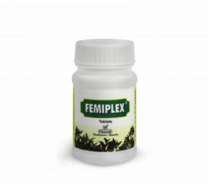 Femiplex Tablet for Vaginal Discharge Cure