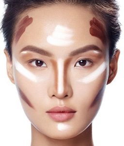 Ways to Contour the Oval shaped Face