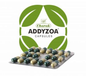 Addyzoa Capsule for Low Sperm Count Natural Treatment