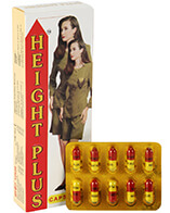 Height Plus Capsules To Increase Height Naturally