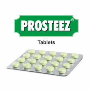 Prosteez Tablet for Benign Prostatic Hyperplasia Treatment