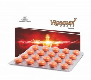 Vigomax Forte Tablet
