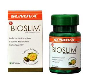 Sunova Bioslim to Lose Weight Fast