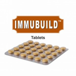 Immubuild Tablets to Boost Your Immune System Naturally