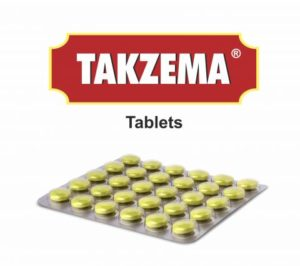 Takzema Tablets – Best Natural Treatment for Eczema