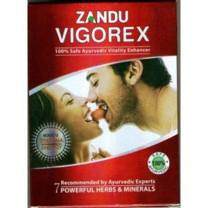 Vigorex An Energy Boost Supplement for Increase Sex Stamina In Men