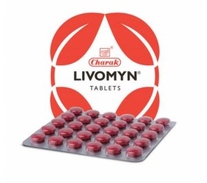 Charak  Livomyn Tablet – Natural Remedy for Viral Hepatitis