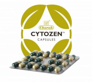 Chara Cytozen Capsule Help To Cure Liver Disease