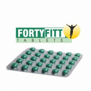 Charak  Fortyfitt Tablet for Sexual Debility And Loss Of Libido