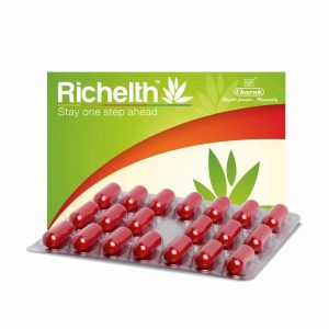 Richelth Capsule to Increase Energy Levels Naturally