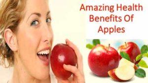 सेब खाने से स्वास्थ्य लाभ Health Benefits of Eating Apples