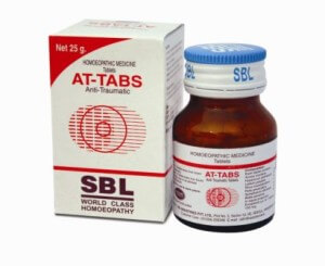 Trauma, Sprains, Muscular & Joint pains – AT-Tabs Tablets