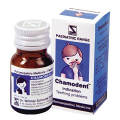 Chamodent For Teething Problems In Children