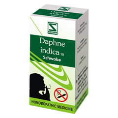 Daphne indica 1x For Tobacco De-addiction