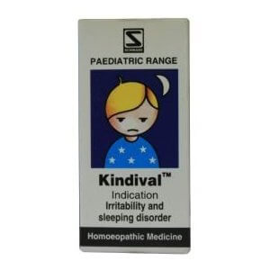 Sleep disorder/Irritability in children – Kindival