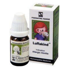 Allergic Rhinitis in Children – Luffakind