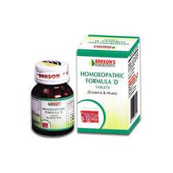 Formula 'D' Tablets