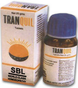 Sbl Tranquil Tablets For Stress