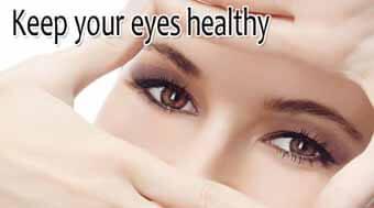 How To Keep Eyes Healthy आंखों को स्वस्थ कैसे रखें