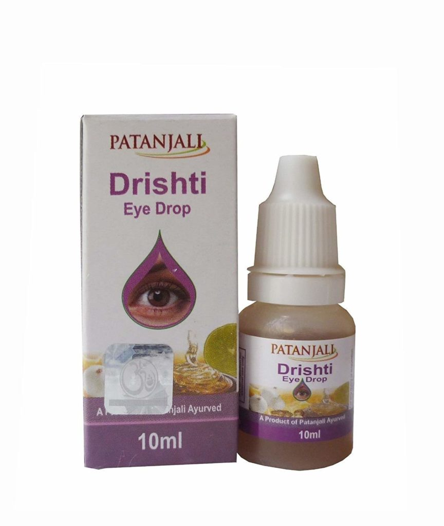Herbal Eye Drop For Eyes Health