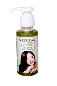 Natural Care Ultra Hair oil 100ml to prevent thinning hair in women and man