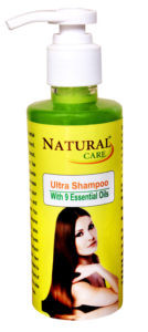 Natural Care Ultra Shampoo 200ml  for hair fall